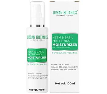 UrbanBotanics Oil Free Moisturizer