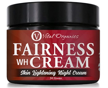 Vital Organics Fairness Cream For Skin Whitening