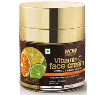 WOW Vitamin C Fairness Face Cream