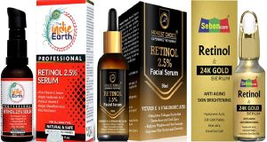 Best Retinol Face Serums in India