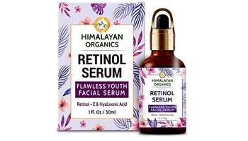 Himalayan Organics Retinol Face Serum